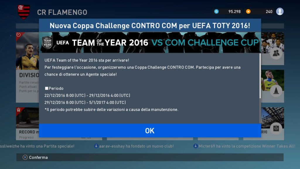 Uefa Challenge Patch - Free Download